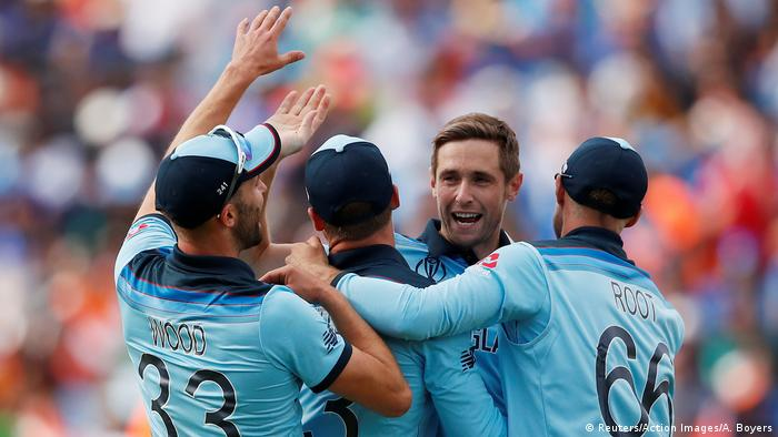 ICC Cricket World Cup | England vs. Indien (Reuters/Action Images/A. Boyers)