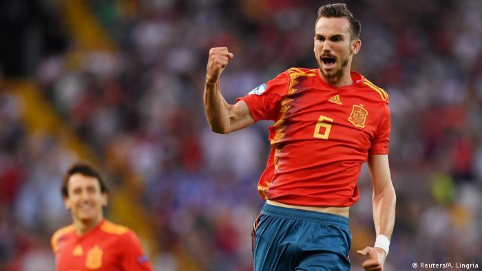 Dfb Elf Unterliegt Spanien Im Finale Der U21 Em Sport Dw