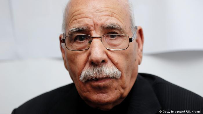 Algerian war veteran Lakhdar Bouregaa