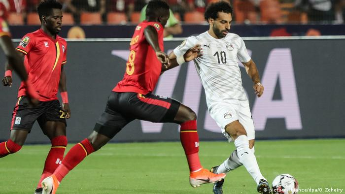 Afrika-Cup 2019 | Uganda vs. Ägypten (picture-alliance/dpa/O. Zoheiry)