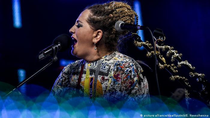 Грузинская певица Нино Катамадзе отказалась выступать в России