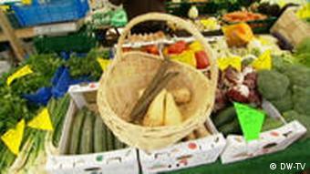 Gemüse (Foto: DW)
