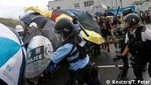 Hong Kong Proteste (Reuters/T. Peter)