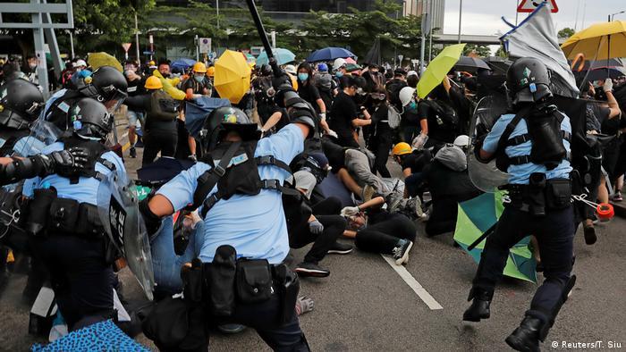 Hongkong Proteste (Reuters/T. Siu)