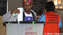 Wahllokal in Togo