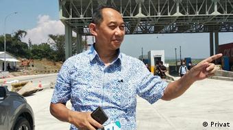Indonesien Djoko Setjowarno