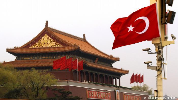 Symbolbild China Türkei (Imago Images/UPI Photo)