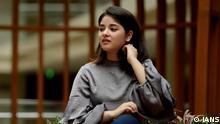 Schauspielerin Zaira Wasim Khan
