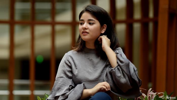 Schauspielerin Zaira Wasim Khan (IANS)