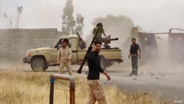 Libyen Bürgerkrieg