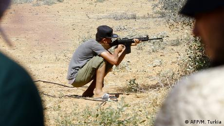 Građanski rat u Libiji