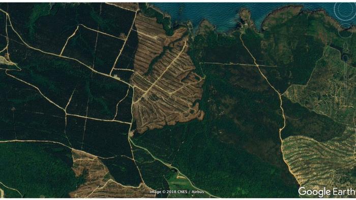 Google Earth Sinop Türkei