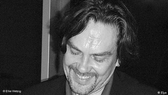 Jurij Andruchowytsch 23. Mai 2005 während einer Lesung im Literaturhaus Köln