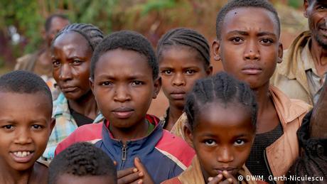 Children in Hinche