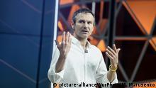 Ukraine Swiatoslaw Wakartschuk von Partei Holos (Stimme)
