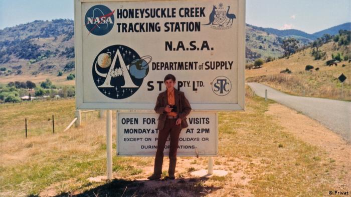 Moon Landing 1969: Colin Mackellar, who has been recognized in the Australia Day Honors for his services to community history