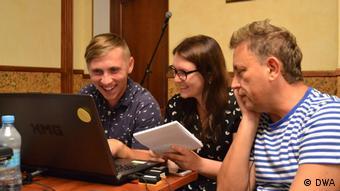 DWA #speakup barometer Ukraine Gebiet Lwiw 2017