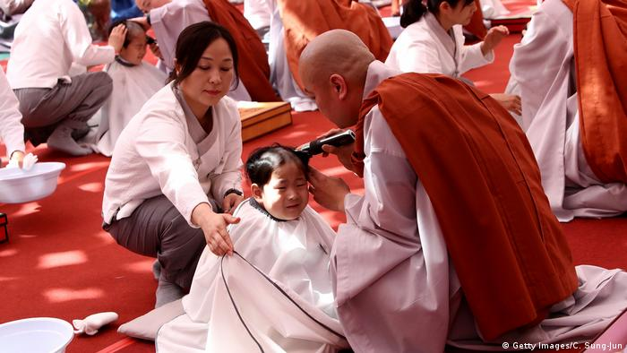 Buddhismus (Getty Images/C. Sung-Jun)