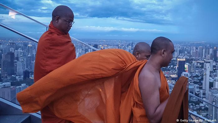 Buddhismus (Getty Images/V. Prakash)
