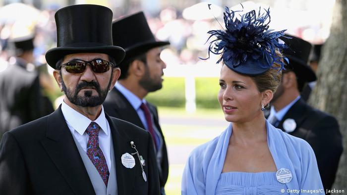 Royal Ascot 2014 Scheich Mohammed bin Rashid Al Maktoum Prinzessin Haya bint Al Hussein