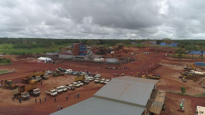 Montepuez Ruby Mine