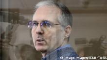 Moskau Anhörung Paul Whelan Spionageverdacht