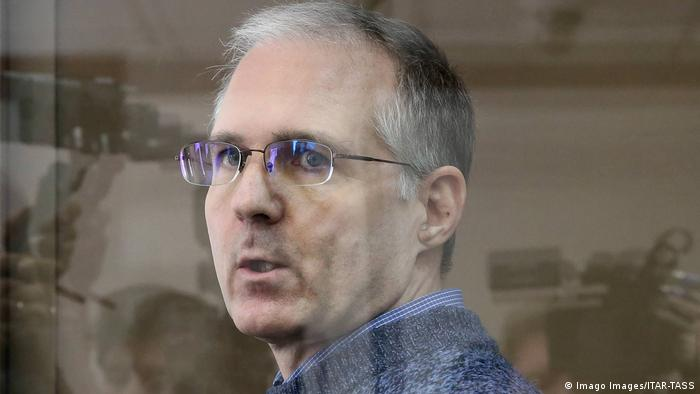 Paul Whelan (Foto: Imago Images/ITAR-TASS)