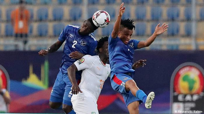 Africa Cup of Nations 2019 Namibia vs Elfenbeinküste (Reuters/S. Salem)