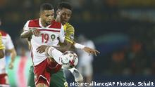 African Cup of Nations Südafrika vs Marokko