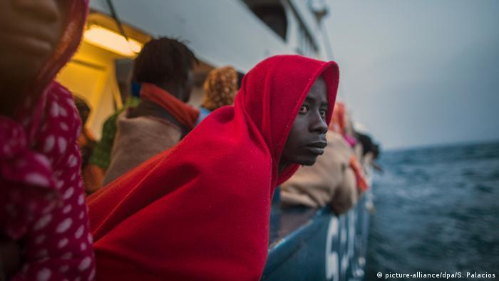 В ООН закликали не повертати мігрантів до Лівії