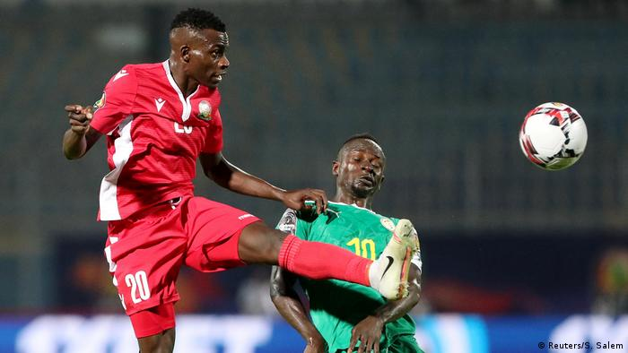 Afrika-Cup 2019 | Kenia vs. Senegal (Reuters/S. Salem)