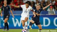 FIFA Frauen-WM 2019 | Christen Press, USA