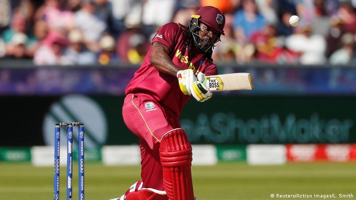 ICC Cricket World Cup | Sri Lanka vs. Westindische Inseln | Chris Gayle