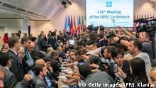 Österreich OPEC-Treffen in Wien