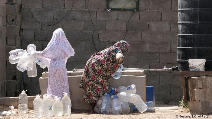 Libyen Krise in Trinkwasser-Versorgung (Reuters/E.O. Al-Fetori)