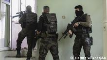 Türkei Polizeikräfte