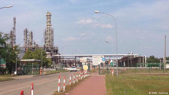 Druschba Pipeline PCK Schwedt