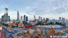 Vietnam HCMC panorama (James T Clark)
