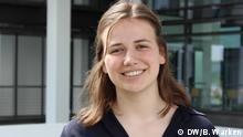 Porträtfoto der Deutschlernerin Kirsten aus den Niederlanden (DW/B. Warken)