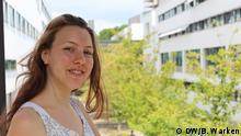 Lernerporträt Edna aus den Niederlanden