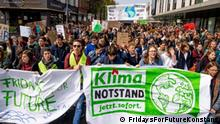 FridaysForFutureKonstanz Demo