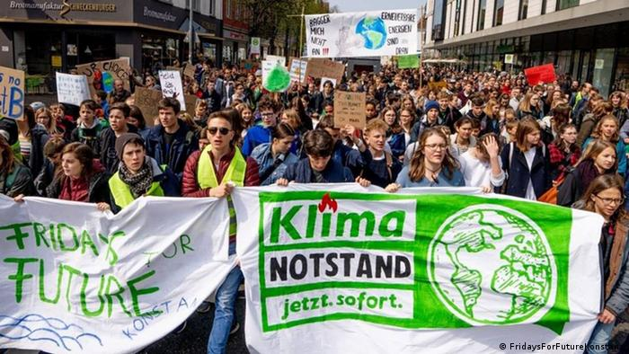 Fridays For Future Konstanz Demo (Foto: FridaysForFutureKonstanz)