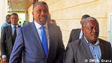 São Tomé und Príncipe Premierminister Jorge Bom Jesus