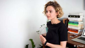 Maria Fronoschuk Platfor.ma