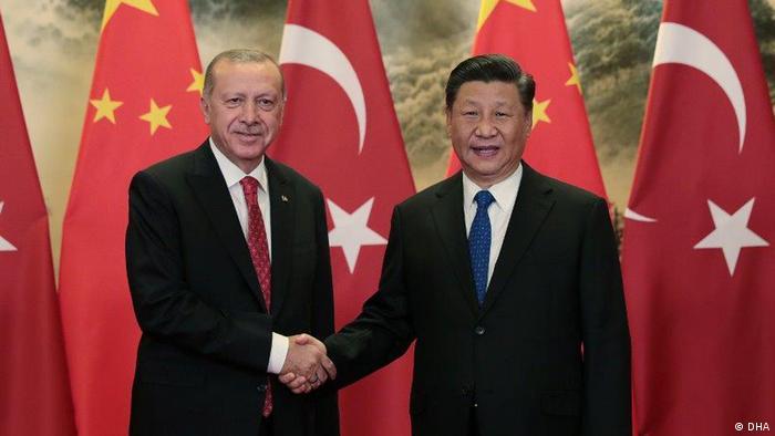 Arşiv: Cumhurbaşkanı Recep Tayyip Erdoağan ve Çin Devlet Başkanı Şİ Cinping
