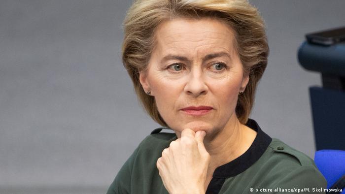Ursula von der Leyen ile ilgili görsel sonucu