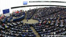 Frankreich Strasbourg Europa Parlament
