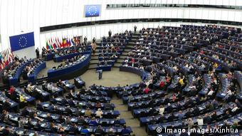 Στις 7 το απόγευμα ώρα Ελλάδας αρχίζει στο Στρασβούργο η ψηφοφορία για την εκλογή νέου προέδρου της Κομισιόν