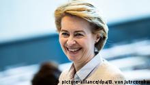 Ursula von der Leyen CDU Verteidigungsministerin Deutschland