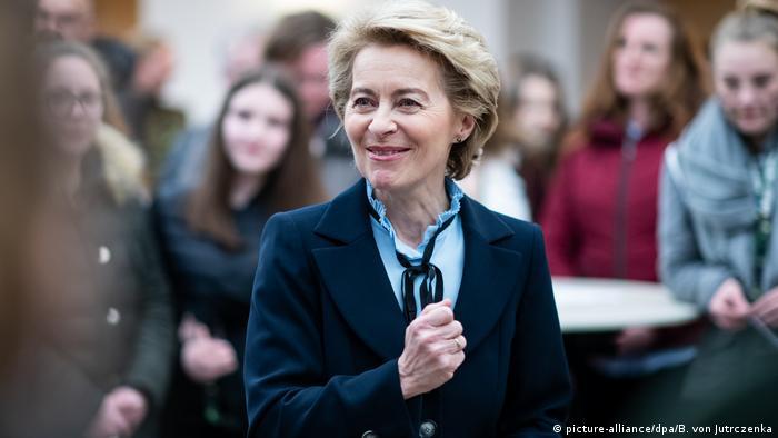 Ursula von der Leyen: Headed back to Brussels?
